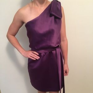 Cynthia Rowley bridesmaid dress- worn once!